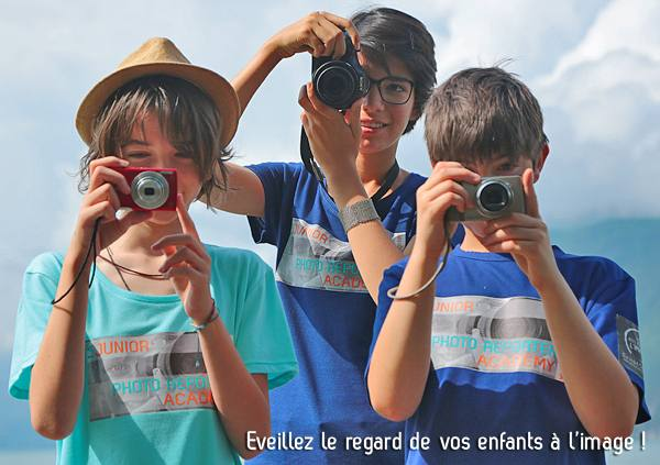 Atelier Photo Reporter Junior