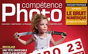 couverture magazine competence photo