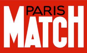 couverture PARIS MATCH