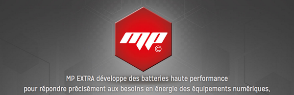 BATTERIES MP EXTRA